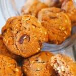 Chocolate Oatmeal Cookie