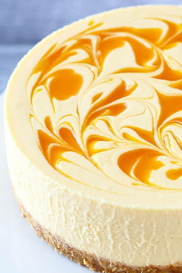 No Bake Mango Cheesecake Recipe El Mundo Eats