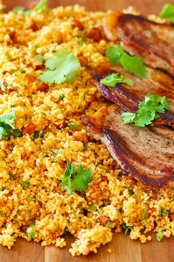 Moroccan Style Couscous With Lamb El Mundo Eats