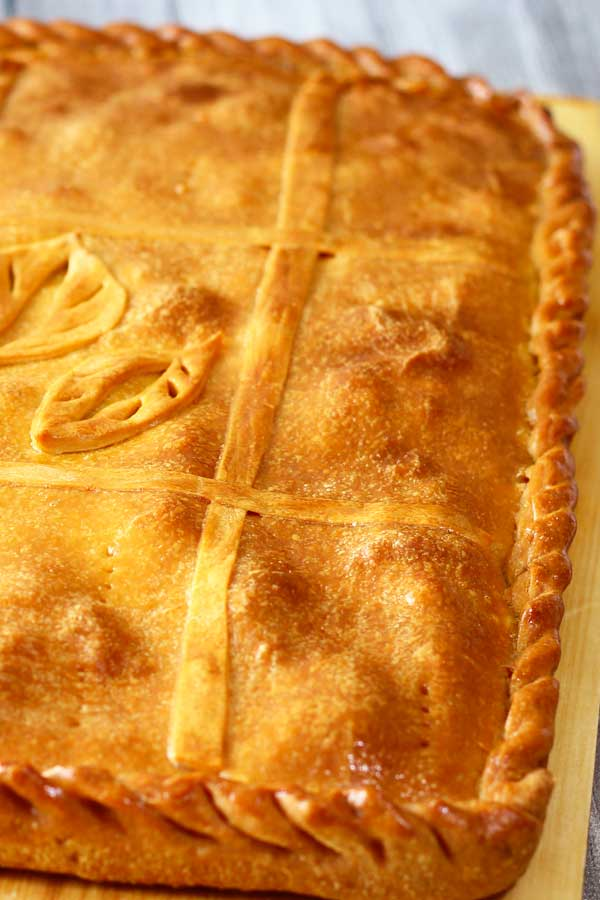 Spanish Tuna Pie