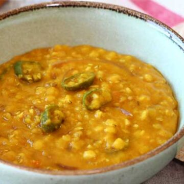 Dhal-Curry