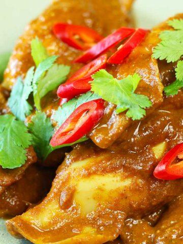 Squid Curry