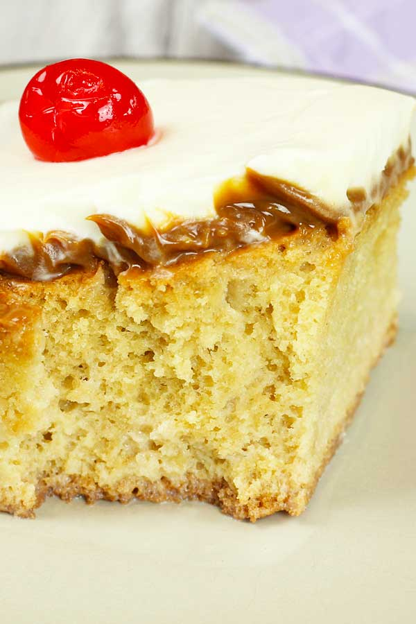 How to cook Tres Leches Cake With Dulce De Leche