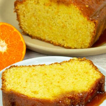 Clementine Loaf Cake