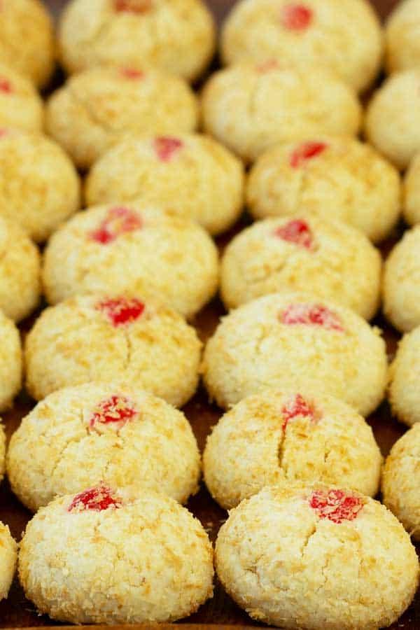 Coconut Cookie Recipes