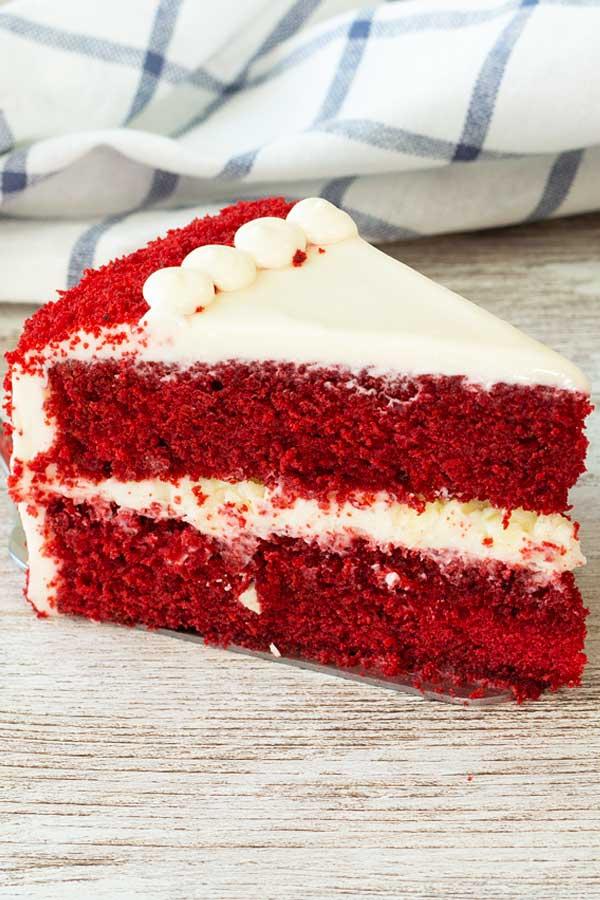 Red Velvet Cake Recipe From Scratch El Mundo Eats