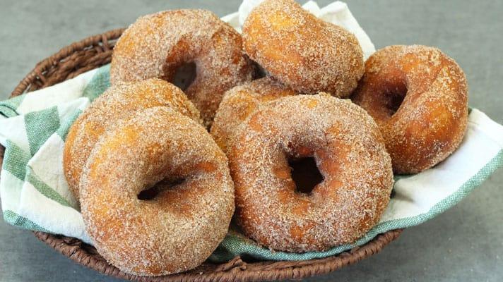 Sweet-Potato-Donuts