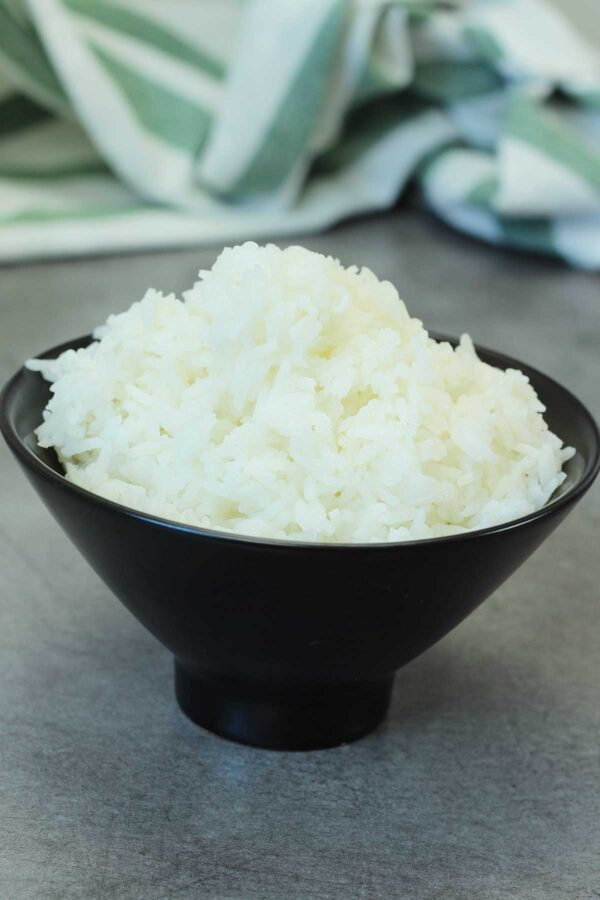 how to cook jasmine rice