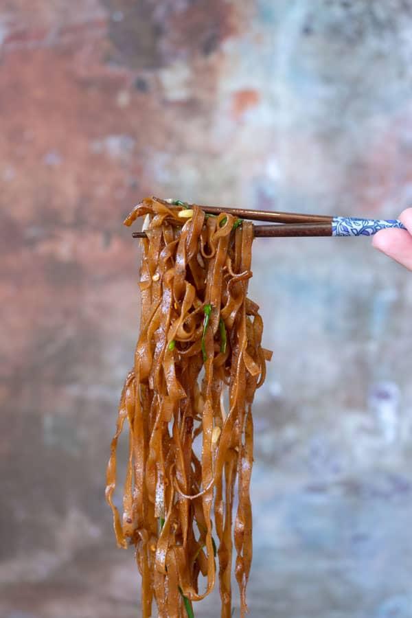 malaysian stir fry noodles