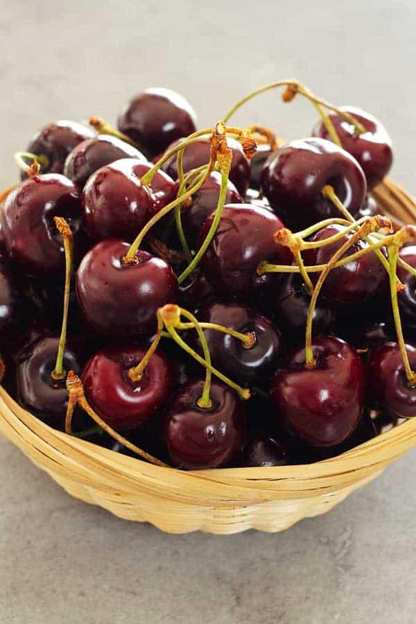 fresh Lapins cherries