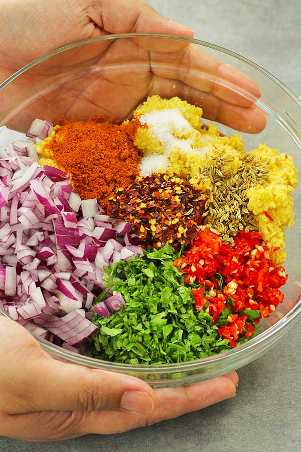 Masala-Vada-Ingredients