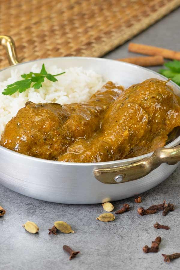 Slow Cooker Chicken Rendang Curry El Mundo Eats