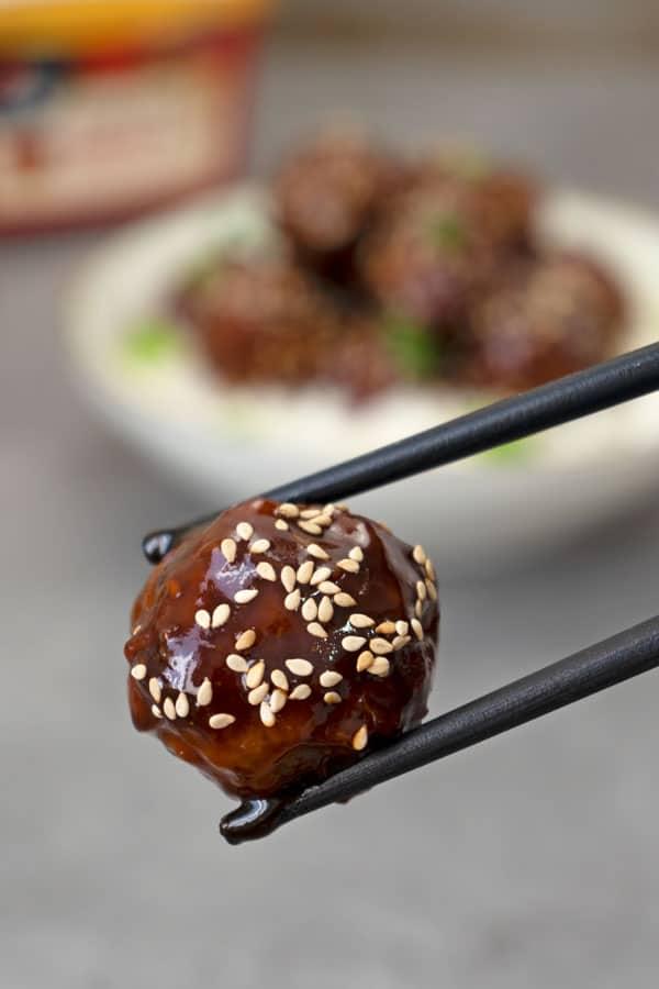 Korean BBQ Meatball