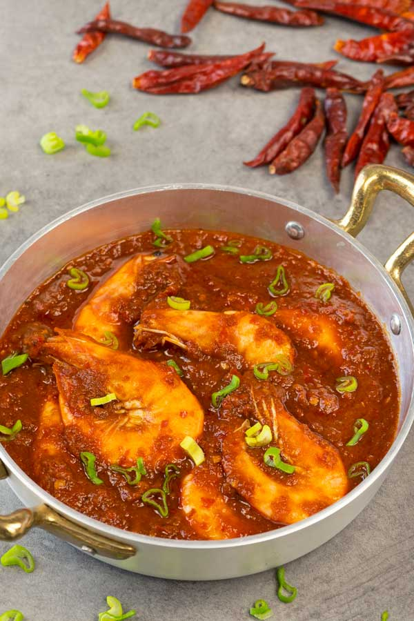 Shrimp Sambal Chili Paste