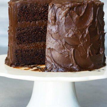 Devil's Food Cake