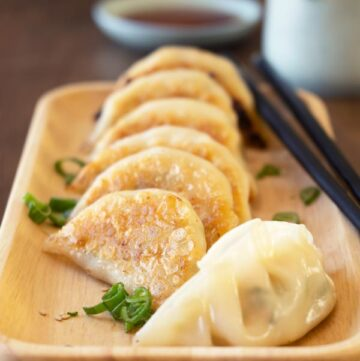 Shrimp Pot Stickers