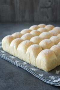 soft milk buns