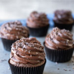 healthy chocolate cupcakes