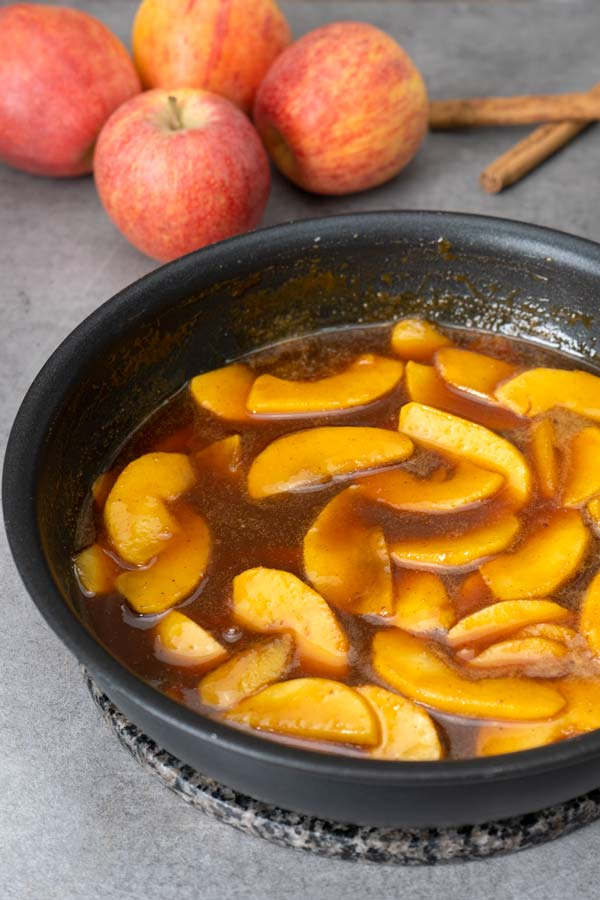 apple caramel sauce