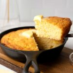 cornbread for two.