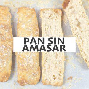 Pan Sin Amasar