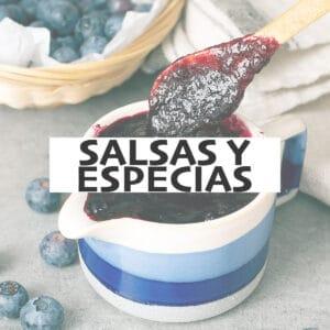 Salsas y Especias