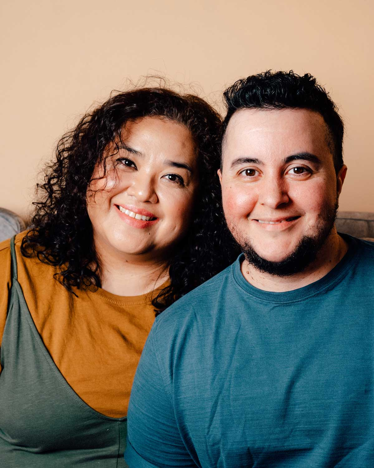 Bea and Marco from El Mundo Eats