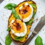 Healthy breakfast 3 ways